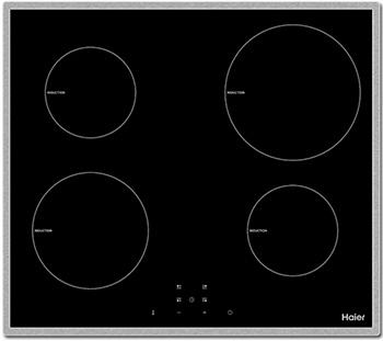 Встраиваемая электрическая варочная панель Haier HHX-Y 64 NFB hhx 100