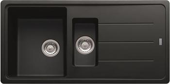 Кухонная мойка FRANKE BFG 651 3 5'' стоп-вент оникс все цены