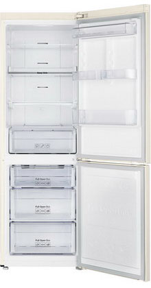 Двухкамерный холодильник Samsung RB 33 J 3420 EF холодильник samsung rb 37j5240 ef