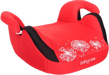 Автокресло Baby Care Баги BC-311 Люкс красное автокресло baby care баги black bc 311lux