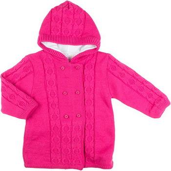 Кардиган Уси-Пуси Пальтишко для девочки Рт. 68 Малиновое свитер олени уси пуси свитер олени