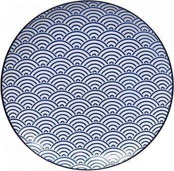Тарелка TOKYO DESIGN NIPPON комплект из 3 шт 8660