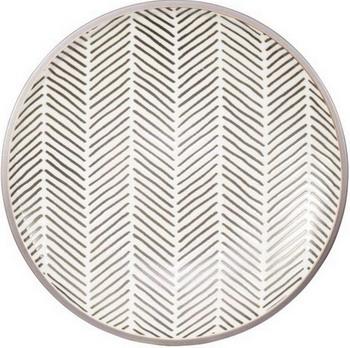 Тарелка TOKYO DESIGN HERRINGBONE комплект из 6 шт 14436