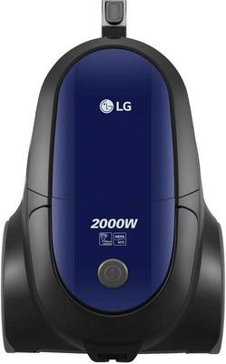 Пылесос LG VK 76 A 01 RNDB синий