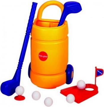 Набор для гольфа Edu play GO-6102 play doh игровой набор магазинчик домашних питомцев