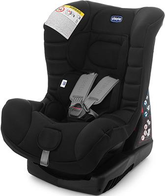 Автокресло Chicco ELETTA Comfort Black (Группа 0 /1) 06079409950000 автокресло chicco eletta comfort black