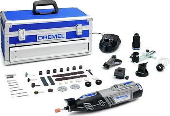 Многофункциональная шлифовальная машина Dremel 8220-5/65 Platinum 12 V F 0138220 JN многофункциональная шлифовальная машина dremel 8220 2 45 12 v f 0138220 jj