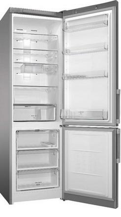Двухкамерный холодильник Hotpoint-Ariston HFP 6200 X hotpoint ariston hhbs 6 7f ll x
