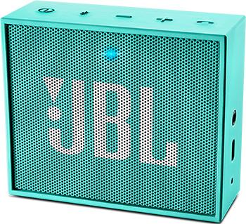 Портативная акустическая система JBL JBLGOTEAL портативная акустика jbl go бирюзовая jblgoteal