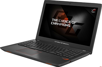 Ноутбук ASUS GL 753 VD-GC 280 T (90 NB0DM2-M 04160) дрель husqvarna dm 280 low 9665541 01