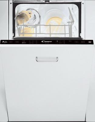 Полновстраиваемая посудомоечная машина Candy CDI 1L 949-07 посудомоечная машина candy cdp 2l952w
