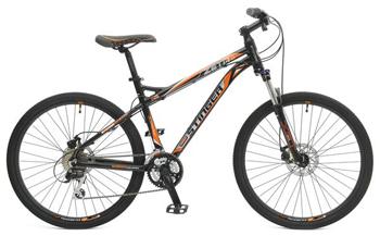 Велосипед Stinger 26'' Zeta D 20'' оранжевый 26 AHD.ZETAD.20 OR5 велосипед stinger zeta d 27 5 2017