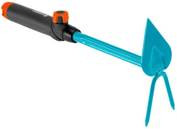 Фото - Мотыжка Gardena ручная 6 см (ручной инструмент) 08910-20 ручной инструмент