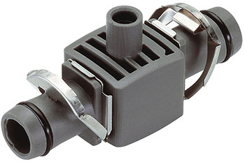 Купить Соединитель Gardena, T-образный для микронасадок 13 мм 8331-29, Германия