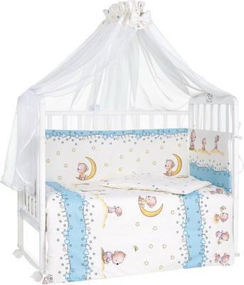 Комплект постельного белья Sweet Baby Cielo Beige комплект в кроватку sweet baby agnello beige бежевый с рис 7 предметов сатин
