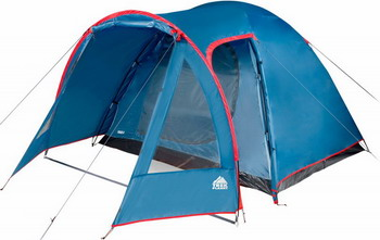 Палатка кемпинговая TREK PLANET Texas 5 70119 кемпинговая палатка trek planet indiana 4 70112