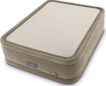 Кровать надувная Intex PremAire ThermaLux Airbed 64936 цена