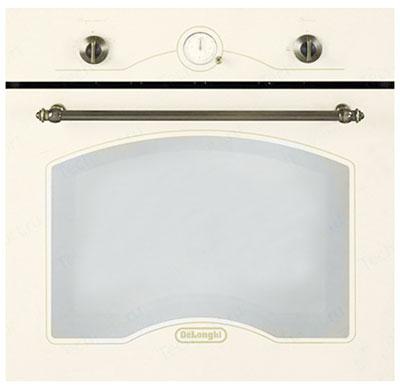Встраиваемый газовый духовой шкаф DeLonghi CGGBA 4 цена и фото