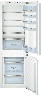 Встраиваемый двухкамерный холодильник Bosch KIN 86 AF 30 R тушь kin 20 мл в пластик флаконе цв красный 141724