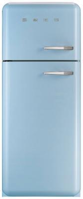Двухкамерный холодильник Smeg FAB 30 LAZ1 smeg fq55fxe