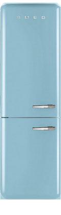 Двухкамерный холодильник Smeg FAB 32 LAZN1 smeg fq55fxe