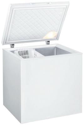 Морозильный ларь Gorenje FH 21 IAW мультиварка delonghi fh 1394 2300 вт 5 л белый черный