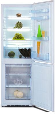 Двухкамерный холодильник Норд NRB 139 032 двухкамерный холодильник don r 295 b