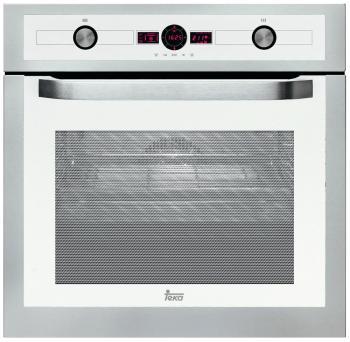 Встраиваемый электрический духовой шкаф Teka HL 840 White встраиваемый электрический духовой шкаф teka hr 650 white cream