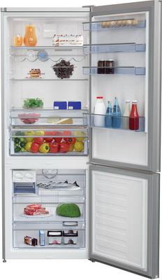 Двухкамерный холодильник Beko RCNE 520 E 20 ZGW beko dsfs 6830