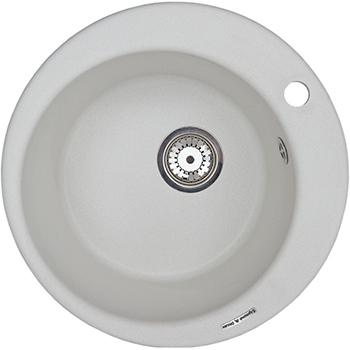 Кухонная мойка Zigmund amp Shtain KREIS 480 млечный путь монтажный комплект santek монако 170х70 см 1wh112421