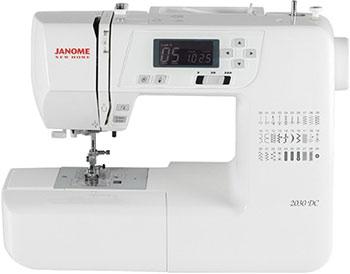 Швейная машина JANOME 2030 DC швейная машина vlk napoli 2400