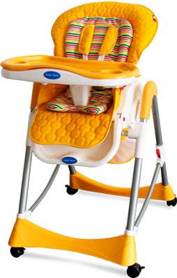 Стульчик для кормления Sweet Baby Royal Strip Arancione