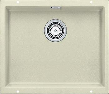 Кухонная мойка BLANCO SUBLINE 500-U SILGRANIT жасмин мойка blanco classik 45s silgranit 521308 антрацит