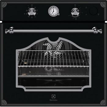 Встраиваемый электрический духовой шкаф Electrolux OPEB 2650 B духовой шкаф электрический electrolux eoa95551ax нержавеющая сталь