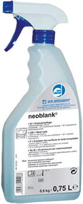 Средство для защиты, обработки  смазки поверхностей из нержавеющей стали Neoblank 750мл