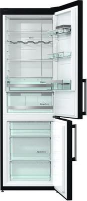 Двухкамерный холодильник Gorenje NRK 6192 MBK