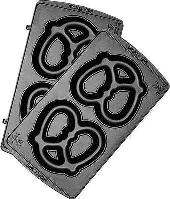 Панель для мультипекаря Redmond RAMB-10 (крендель большой) панель для мультипекаря redmond ramb 10 крендель большой
