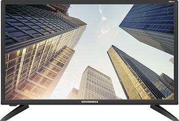 цена на LED телевизор Soundmax SM-LED 32 MO2 чёрный