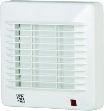 Вытяжной вентилятор Soler amp Palau EDM 100 C (белый) 03-0103-206