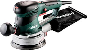 Эксцентриковая шлифовальная машина Metabo SXE 450 TurboTec 600129000 шлифмашина эксцентриковая metabo sxe 450 turbo tec 600129000