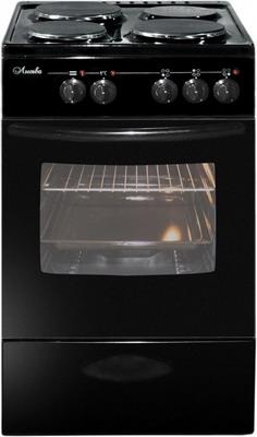 Электроплита Лысьва ЭП 301 МС черная без крышки электрическая плита лысьва эп 301 wh