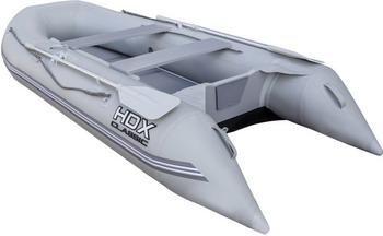 Надувная лодка HDX CLASSIC 390 P/L серая 79787 hdx