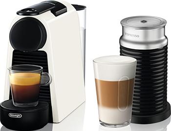 Кофемашина капсульная DeLonghi Nespresso EN 85.WAE delonghi nespresso pixie clips en 126 капсульная кофемашина