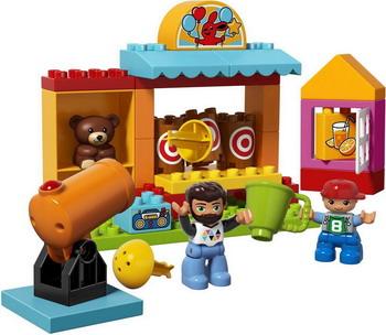 Конструктор Lego DUPLO Town: Тир 10839
