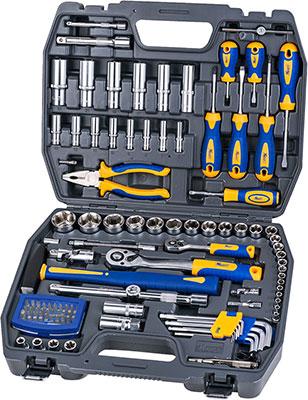 Набор инструментов разного назначения Kraft KT 700678 набор инструментов разного назначения kraft kt 703003 43 предмета