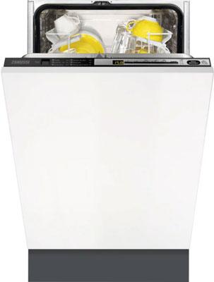 Фото - Полновстраиваемая посудомоечная машина Zanussi ZDV 91506 FA встраиваемая посудомоечная машина zanussi zdv 91500 fa