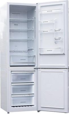 Двухкамерный холодильник Kenwood KBM-2000 NFDW термоконтейнер арктика 2000 30 л зеленый