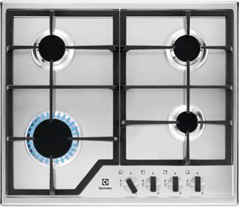Встраиваемая газовая варочная панель Electrolux GPE 263 MX