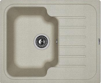 Кухонная мойка Florentina Таис 615 615х510 грей FSm мойка кухонная florentina таис 615 песочный