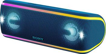 Портативная акустика Sony SRS-XB 41 L синий цена 2017